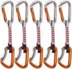 Mammut Wall Key Lock Express Set 5er Pack Orange