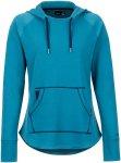 Marmot Damen La Linea Pullover (Größe XS, Blau) | Hoodies > Damen