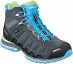 Meindl Damen X-SO 70 Mid GTX Schuhe Grau 38