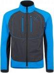 Montura Herren Free Tech Jacke (Größe S, Blau) | Softshelljacken > Herren