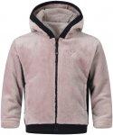Montura Kinder Polar Stretch Hoodie Jacke (Größe 74, Pink)