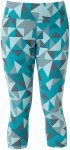 Mountain Equipment Damen Cala Crop Leggings (Größe M, Blau) | Tights & Legging