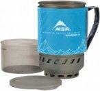 MSR WindBurner 1.8l Accessory Pot (Grau)   Camping Kochgeschirr