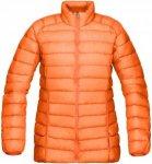 Norrona Damen Bitihorn Super Light Down 900 Jacke Orange S
