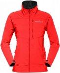 Norrona Damen Falketind Flex1 Jacke Rot XS