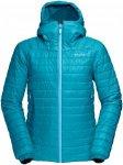 Norrona Damen Falketind Primaloft100 Jacke Blau L