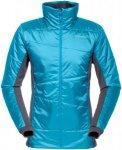Norrona Damen Falketind PrimaLoft60 Jacke (Größe XS, Blau) | Isolationsjacken