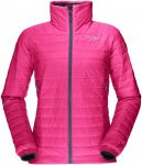 Norrona Damen Falketind Primaloft60 Jacke Pink S