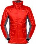 Norrona Damen Falketind PrimaLoft60 Jacke Rot M