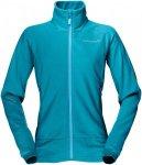 Norrona Damen Falketind Warm1 Jacke Blau XS