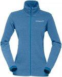 Norrona Damen Falketind Warm1 Jacke Blau XL