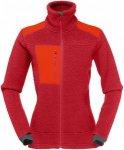 Norrona Damen Trollveggen Thermal Pro Jacke (Größe XS, Rot)
