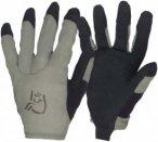 Norrona Fjora Mesh Handschuhe Grau XS