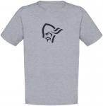 Norrona Herren 29 Cotton Viking T-Shirt (Größe S, Grau)