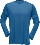Norrona Herren 29 Tech Long Sleeve Shirt Blau L