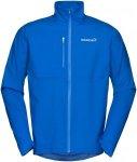 Norrona Herren Bitihorn Aero 100 Jacke Blau M