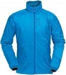 Norrona Herren Bitihorn Alpha60 Jacke Blau XL