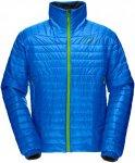 Norrona Herren Falketind Primaloft60 Jacke Blau S