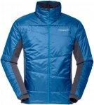 Norrona Herren Falketind PrimaLoft60 Jacke (Größe S, Blau) | Isolationsjacken
