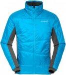 Norrona Herren Falketind PrimaLoft60 Jacke Blau XL
