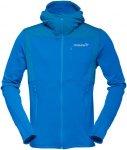 Norrona Herren Falketind Warm1 Stretch Zip Hoody Blau S
