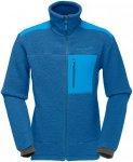 Norrona Herren Trollveggen Thermal Pro Jacke (Größe XL, Blau) | Fleecejacken >