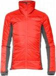 Norrona Kinder Falketind Primaloft60 Jacke Rot 164