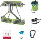 Ocun Climbing Twist Set (Grün) | Kletterset Einsteiger