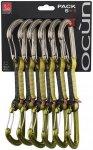 Ocun Hawk QD Wire Pad 16 pack 5+1 Grün