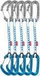 Ocun Kestrel QD DYN 8 5-Pack Expressset (Blau)