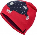 Odlo Kinder Mid Gage Reversible Warm Mütze (Rot)