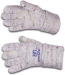 Ortovox Berchtesgaden Handschuhe (Größe S, Weiß) | Fingerhandschuhe
