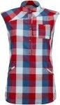 Ortovox Damen Cortina Tunika Sleeve Bluse Rot XS