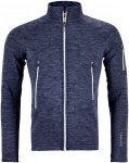 Ortovox Herren Fleece Light Melange Jacke Blau XXL