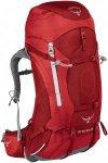 Osprey Damen Ariel AG 55 Rucksack (Rot) | Trekkingrucksäcke > Damen