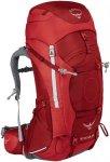 Osprey Damen Ariel AG 65 Rucksack (Rot) | Trekkingrucksäcke > Damen