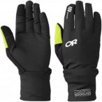 Outdoor Research Hot Pursuit Convertible Running Handschuh Schwarz M
