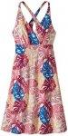 Patagonia Damen Amber Dawn Kleid (Größe S, Pink)