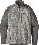 Patagonia Herren Better Sweater Jacke (Größe XXL, Grau) | Fleecejacken > Herre
