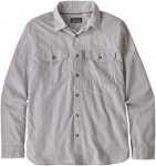 Patagonia Herren Cayo Largo II Hemd (Größe M, Grau) | Hemden > Herren