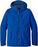 Patagonia Herren Galvanized Jacke Blau XL