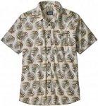 Patagonia Herren Go To Hemd (Größe M, Weiß) | Hemden > Herren