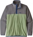 Patagonia Herren Micro D Snap-T Pullover (Größe XL, Grün) | Pullover > Herren