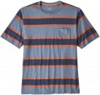 Patagonia Herren Squeaky Clean Pocket T-Shirt Grün L