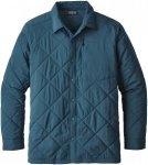 Patagonia Herren Tough Puff Shirt Blau M