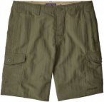 Patagonia Herren Wavefarer Cargo Shorts (Größe L, Oliv) | Badeshorts > Herren