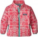 Patagonia Kinder Baby Down Sweater Jacke Rot 80