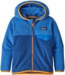 Patagonia Kinder Baby Micro D Snap-T Jacke (Größe 92, Blau)