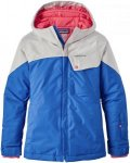 Patagonia Kinder Fresh Tracks Girls Jacke Blau M