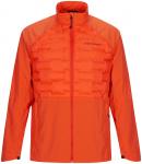 Peak Performance Herren Argon Swift Hybrid Jacke (Größe M, Orange)